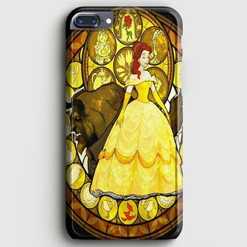 Disney Beauty And The Beast Painting iPhone 8 Plus Case | casescraft