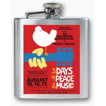 Woodstock Flask