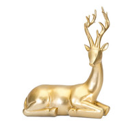 Resting Decorative Reindeer | More Colors Available