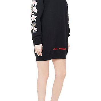 Oversize Sweater Dress by Off-White