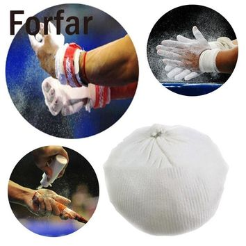 Portable Chalk Magnesium Powder Ball Sports Anti Slip For Weight Lifting Dumbbells Fitness Climbing Gym Gymnastics Crossfit