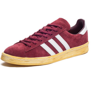 ADIDAS CAMPUS 80s MITA - BURGUNDY/WHITE | Undefeated