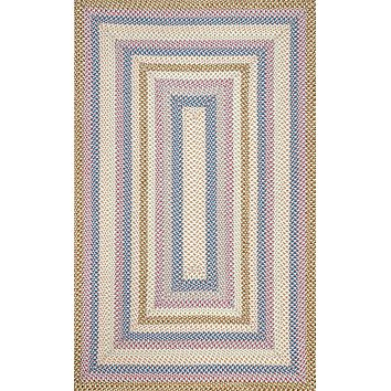 nuLoom Braided Shay Indoor/Outdoor Rug Area Rug