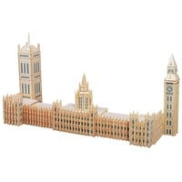 Big Ben 142-pc. 3D Wooden Puzzle by Puzzled (Natural)