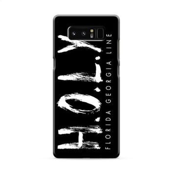 HOLY Florida Georgia Line Samsung Galaxy Note 8 Case
