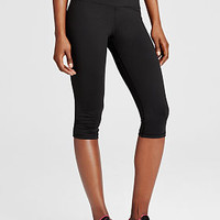 Knockout by Victorias Secret High-rise Crop - Victoria's Secret Sport - Victoria's Secret