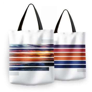 Sunstripes Tote Bag