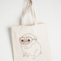 Eco-Friendly Wisdom by Winston Tote by ModCloth