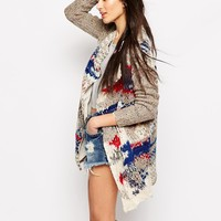 Free People Fireworks Cardigan