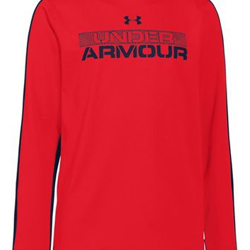 Boy's Under Armour 'ColdGear Infrared' Long Sleeve Athletic T-Shirt,