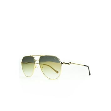 The Escobar Sunglasses in Brown Gradient *NEW*