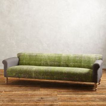 Dhurrie Sofa by Anthropologie