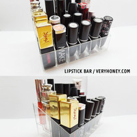 Lipstick Bar Makeup Organizer (24 slots) *Back in Stock!*
