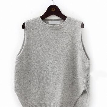 Tailor Sheep Vintage Sleeveless Sweaters