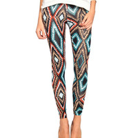 Diamondback Leggings - 2020AVE