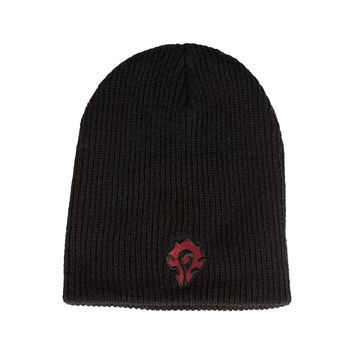 World of Warcraft Horde Logo Beanie