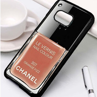 Chanel Nail Le Vernis Orange Fizz Samsung Galaxy S6 Auroid