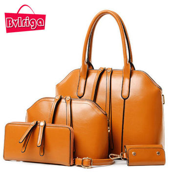 BVLRIGA Women Messenger Bag Luxury Handbag High Quality Women Bag Designer Purses And Handbag Crossbody Bags Clutch Famous Brand