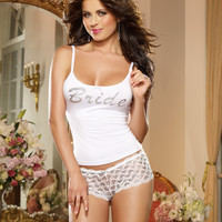 First Kiss Bridal Lingerie Sleepwear