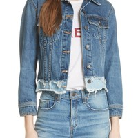 Veronica Beard Marianne Denim Jacket | Nordstrom