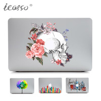 iCasso Fashion pattern Laptop Skin Sticker Decal For Macbook Air Pro Retina 13 15 inch Macbook Sticker case notebook skin