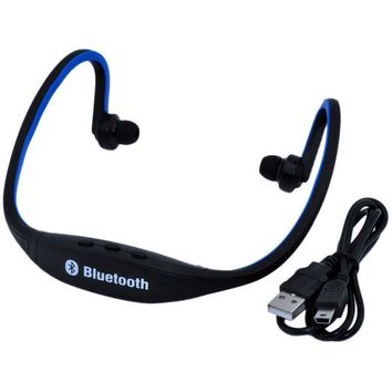 Sports Wireless Bluetooth Headset Headphone Earphone for iPhone