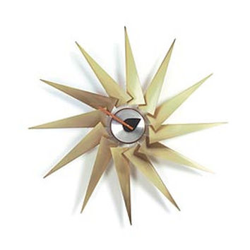 George Nelson Turbine clock by Vitra