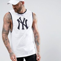 Majestic Yankees Longline Vest Exclusive to ASOS at asos.com