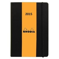 Rhodia 2015 Large Weekly Planner (6.25 x 9.5) at Europeanpaper.com