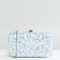 Maya Sequin Clutch Bag at asos.com