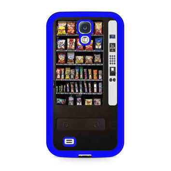 Vending Machine Snack Samsung Galaxy Case Available For Galaxy S4 Case Galaxy S5 Case Galaxy S6 Case Galaxy S6 Edge Case