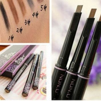 ac DCCKB5Q new automatic eyebrow pencil makeup paint for eyebrows brushes cosmetics brow eye liner tools brow pencil( 1pc) [8244064963]