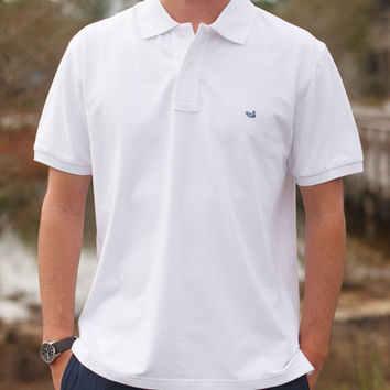 The Stonewall Polo from Southern Marsh - Collegiate - Southern Miss