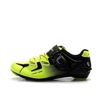 TIEBAO 6-1303 Hot Sale Road Bike Shoes SPD-SL, LOOK-KEO, SPD Cleat Compatible Cycling Shoes Indoor Training Bicycle Shoes Unisex