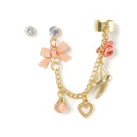 Romantic Charm Ear Cuff  | Icing
