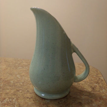 Early Brush McCoy Pottery Creamer USA 932