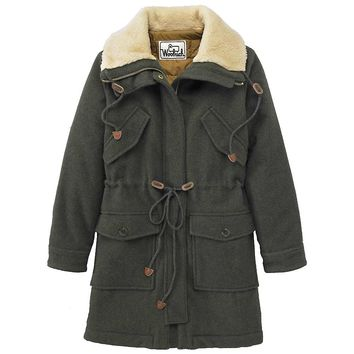 Woolrich Cadet Wool Field Jacket - Women's