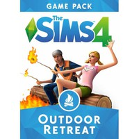 Electronic Arts The Sims 4 Outdoor Retreat (Digital Code) - Walmart.com