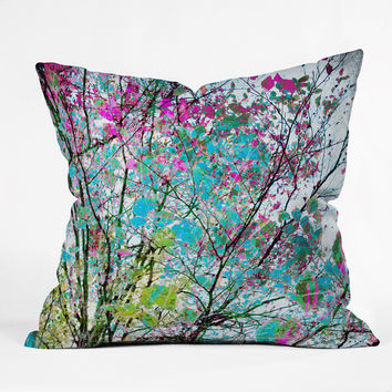 Mareike Boehmer Autumn 10 Outdoor Throw Pillow