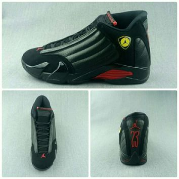 "Air Jordan 14 ""Last Shot"" Sneaker - Best Deal Online"