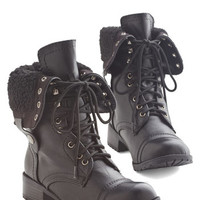 ModCloth Set Yourself in Motion Boot