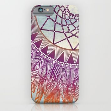 dreamcatcher: mining for the meaning iPhone & iPod Case by Brenda Erickson