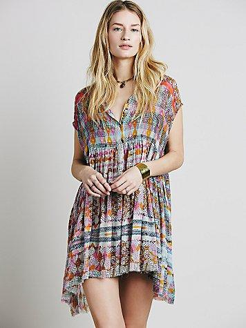 8221139628042a Free People Womens Empire Extreme Shirt from Free People