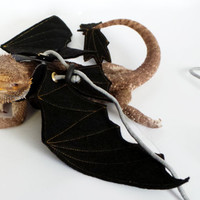 Bearded Dragon Wing & Leash Set!