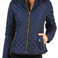 Piper Jacket | Navy
