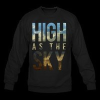 High As The Sky Crewneck