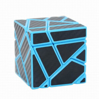 Fractured Cube Puzzle