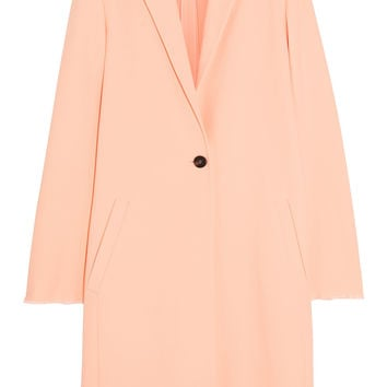 Crepe coat | Cédric Charlier | US | THE OUTNET