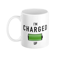 Drake OVO Charged up Meek Diss White Coffee Mug Hotline bling - Case15