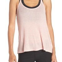 Zella 'Back Into It' Racerback Tank | Nordstrom